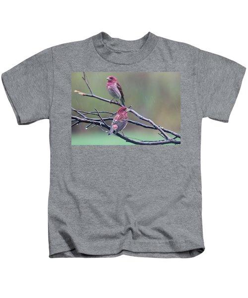 Watching Over You Kids T-Shirt