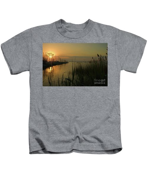 Water Reflections Kids T-Shirt