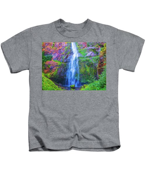 Waterfall 1 Kids T-Shirt