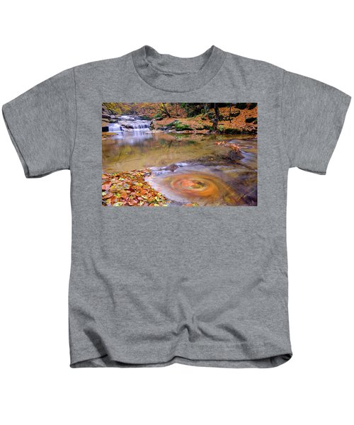 Waterfall-5 Kids T-Shirt