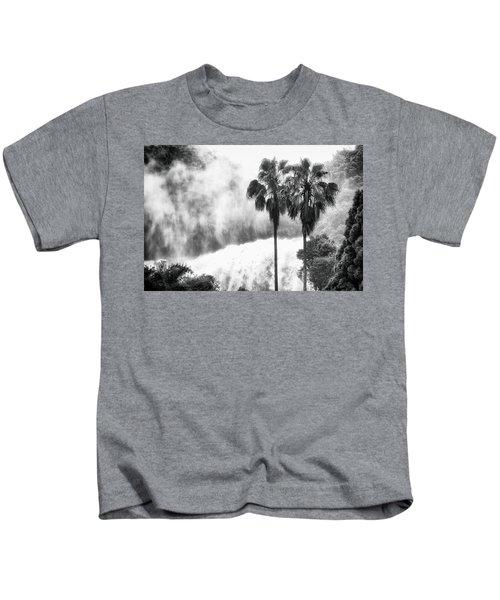 Waterfall Sounds Kids T-Shirt