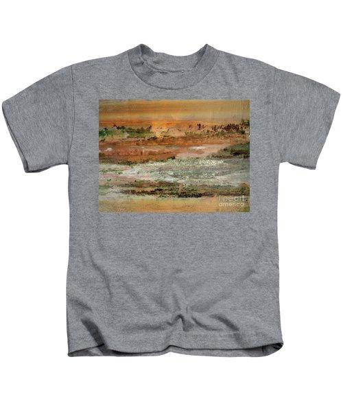 Waterworld #0955 Kids T-Shirt