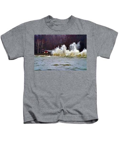 Waveform Kids T-Shirt