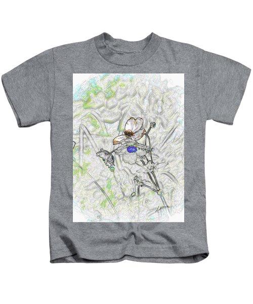 We Fade To Grey 4 Part 3 Kids T-Shirt
