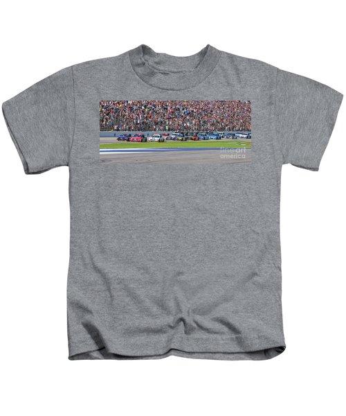 We Have A Race Kids T-Shirt