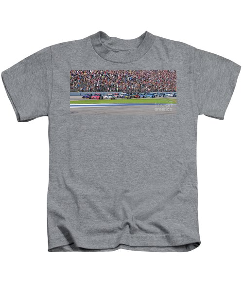 We Have A Race Kids T-Shirt