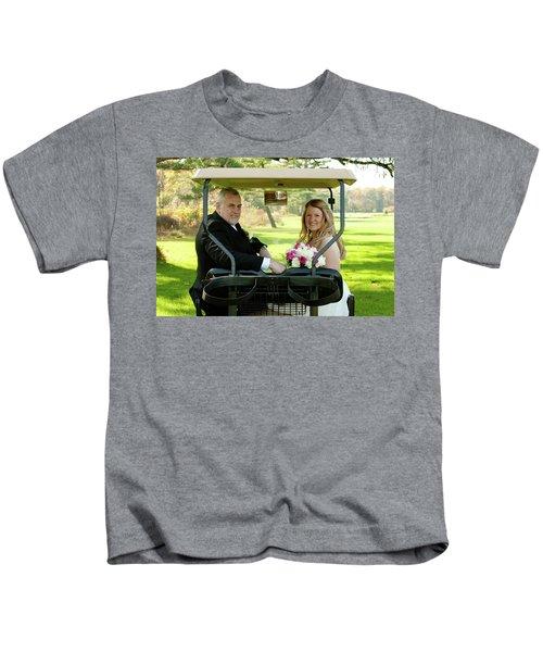 Wedding 2-7 Kids T-Shirt