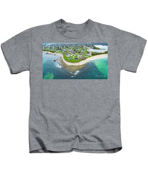 Weekapaug Point Kids T-Shirt