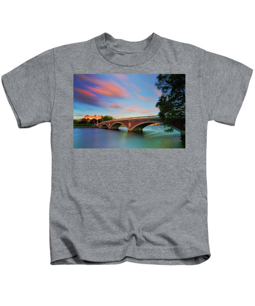 Weeks' Bridge Kids T-Shirt