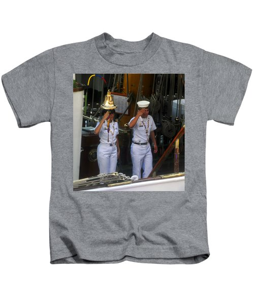 Welcome Aboard The Gloria Kids T-Shirt