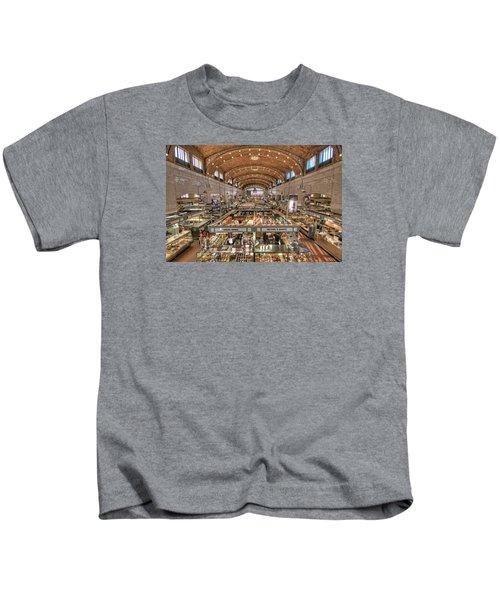 West Side Market Kids T-Shirt
