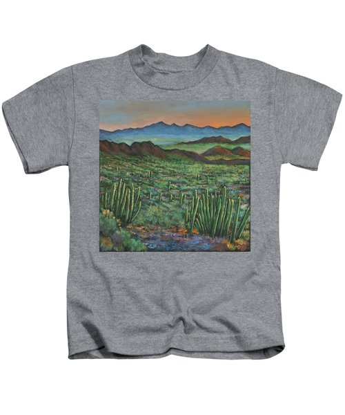 Westward Kids T-Shirt by Johnathan Harris