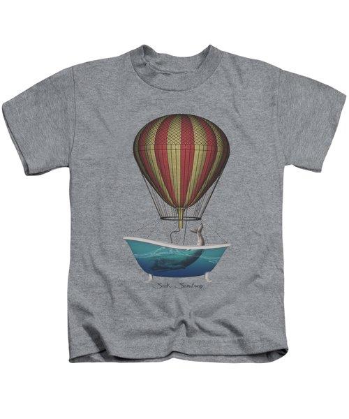 Seek Sanctuary Kids T-Shirt