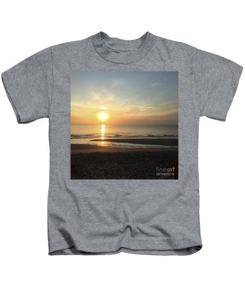 What A View Sunrise Kids T-Shirt