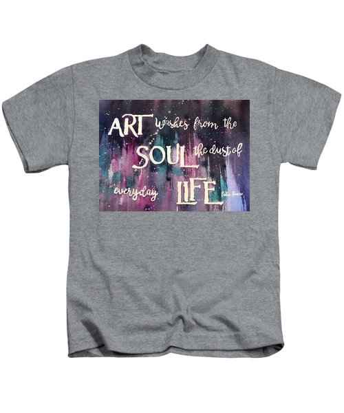 What Art Does Kids T-Shirt