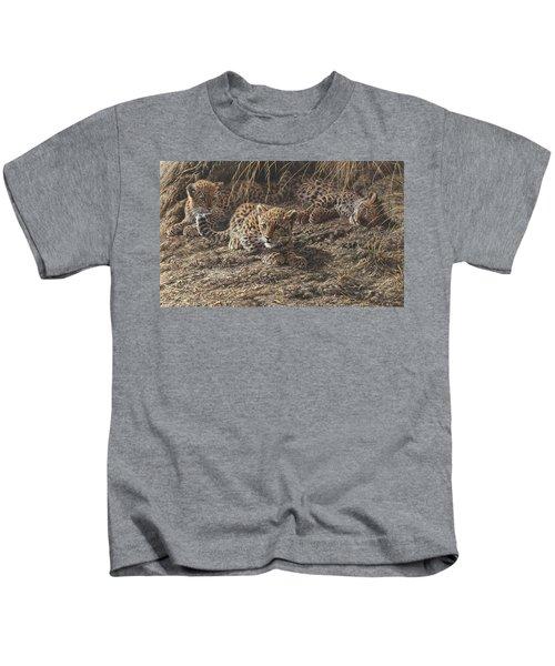 What Do You Hear? Kids T-Shirt
