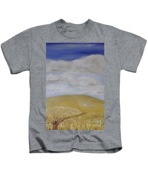 What Is Beyond? Kids T-Shirt