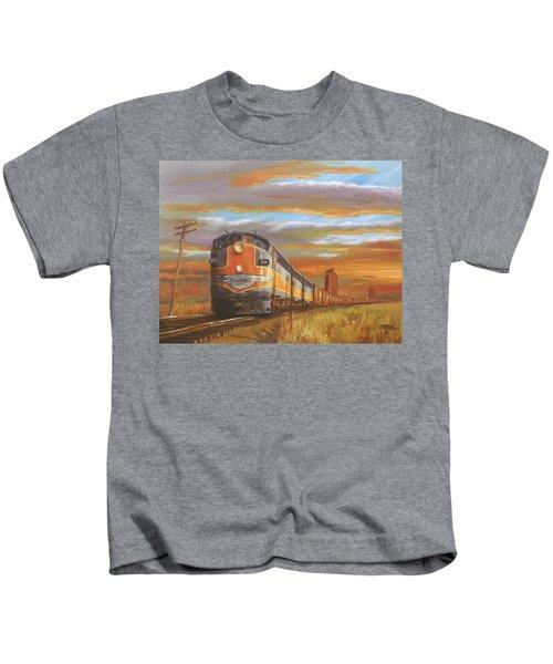 Wheat....from North Dakota Kids T-Shirt