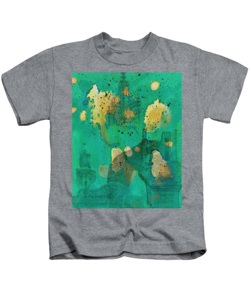 When Floyd Learned To Play The Organ Kids T-Shirt