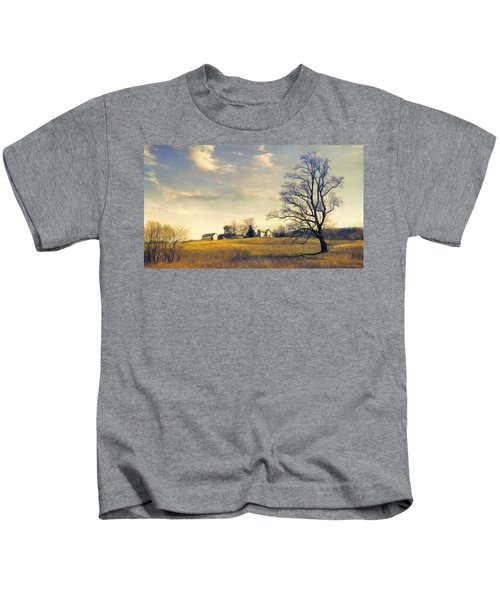 When I Come Back Kids T-Shirt