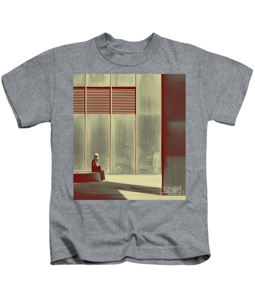 When Shes Gone Kids T-Shirt
