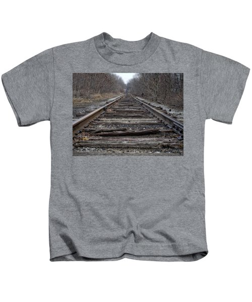 Where Are You Going? Kids T-Shirt