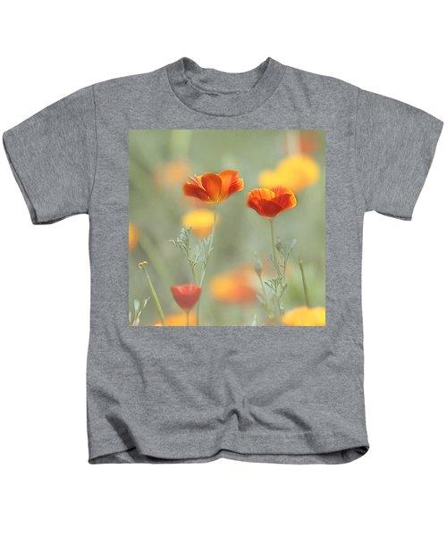 Whimsical Summer Kids T-Shirt