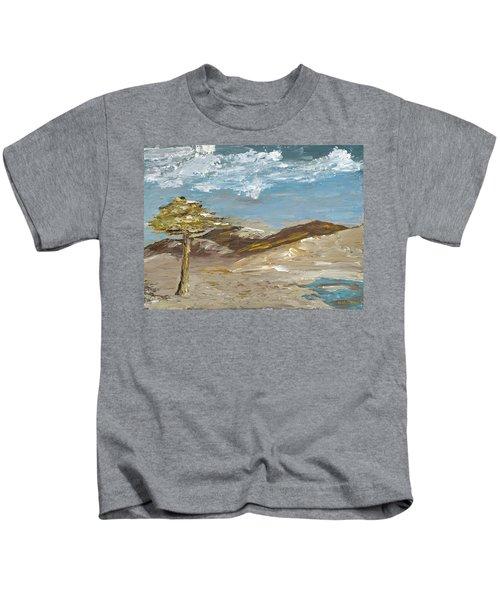 Whispering Dunes Kids T-Shirt