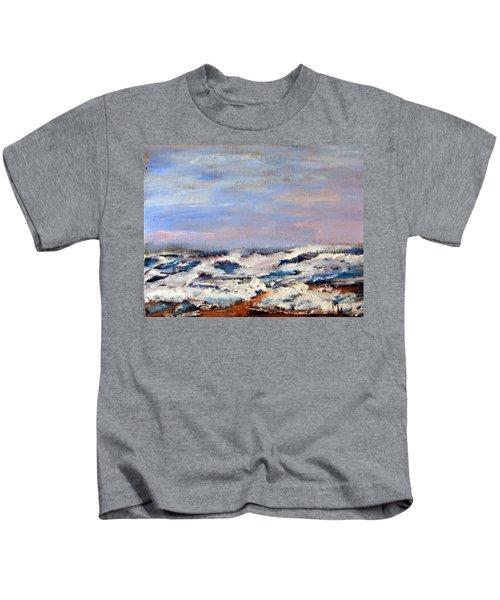 White Caps Kids T-Shirt