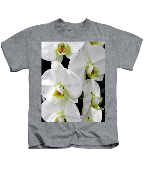 White Orchid Kids T-Shirt