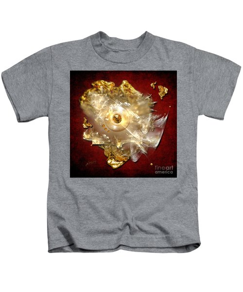White Gold Kids T-Shirt