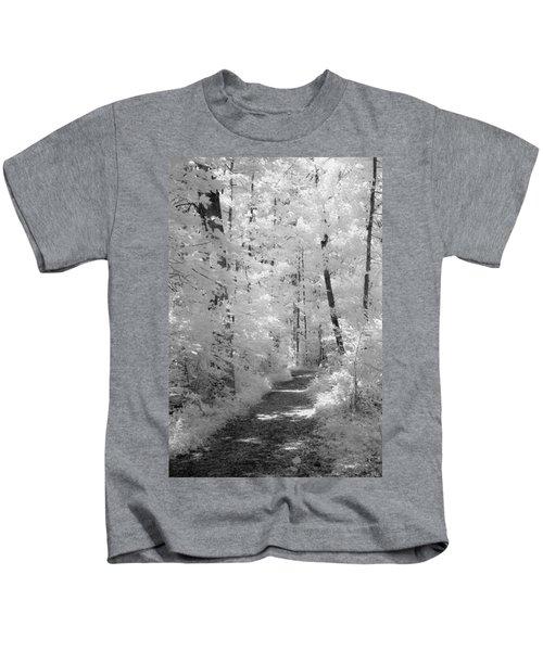 White Path Kids T-Shirt