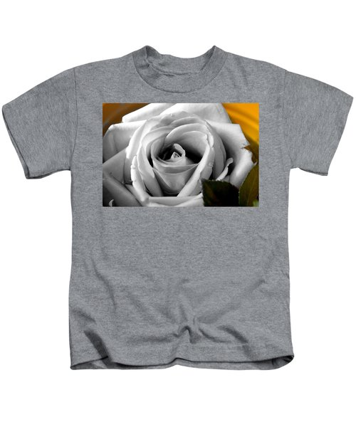 White Rose 2 Kids T-Shirt