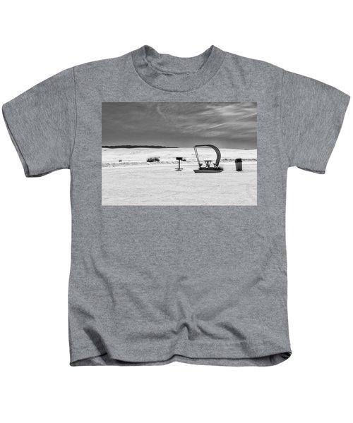 White Sands National Monument #9 Kids T-Shirt