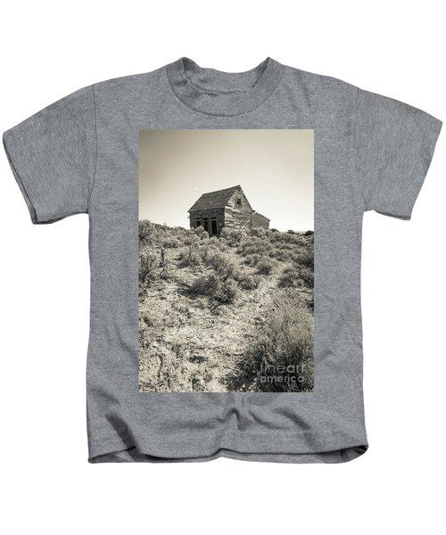 Widtsoe Utah Ghost Town Kids T-Shirt
