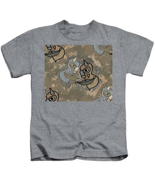Wild Clown Kids T-Shirt