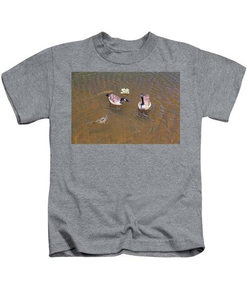 Wild Lake Life Kids T-Shirt