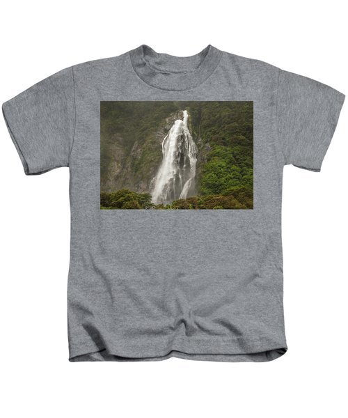Wild New Zealand Kids T-Shirt