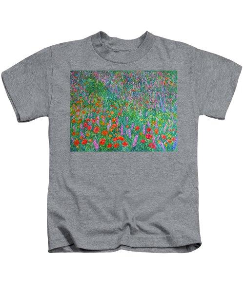 Wildflower Current Kids T-Shirt