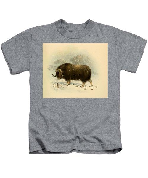 Wildoxensheepgo Kids T-Shirt