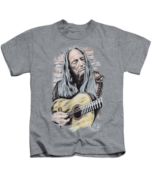 Willie Nelson Kids T-Shirt