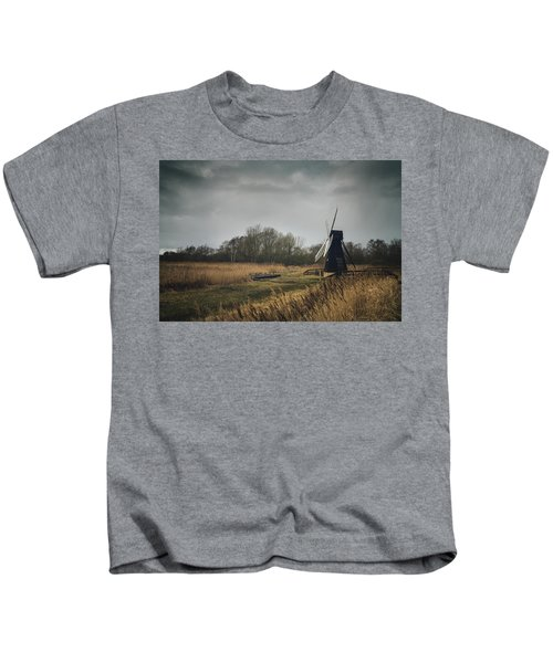 Windpump Kids T-Shirt
