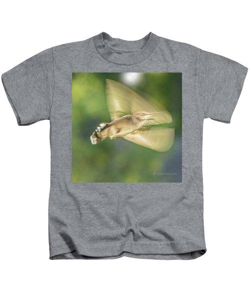 Wing Shadow Kids T-Shirt