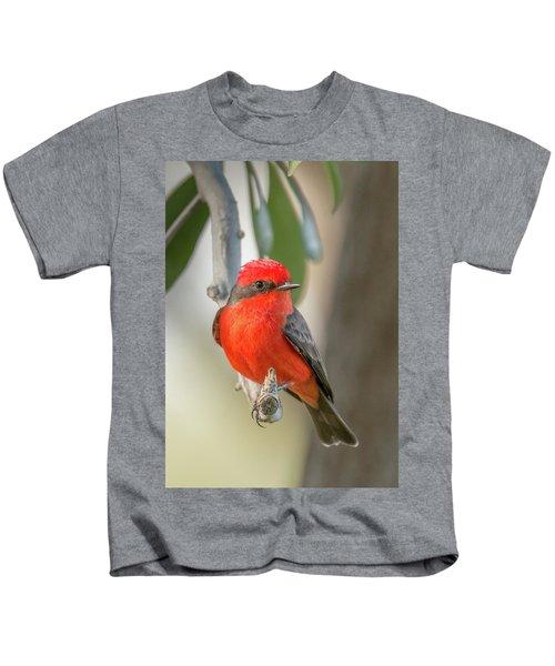 Winged Zorro Kids T-Shirt