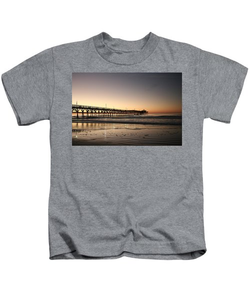 Winter Dawn Kids T-Shirt
