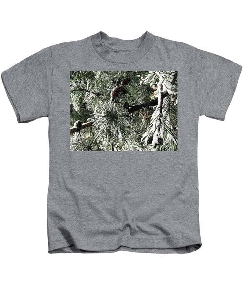 Winter Land  Kids T-Shirt