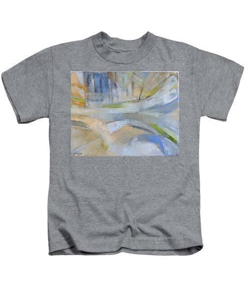 Winter Light 1 Kids T-Shirt