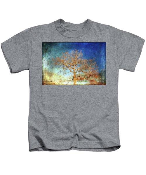 Winter Promise Kids T-Shirt