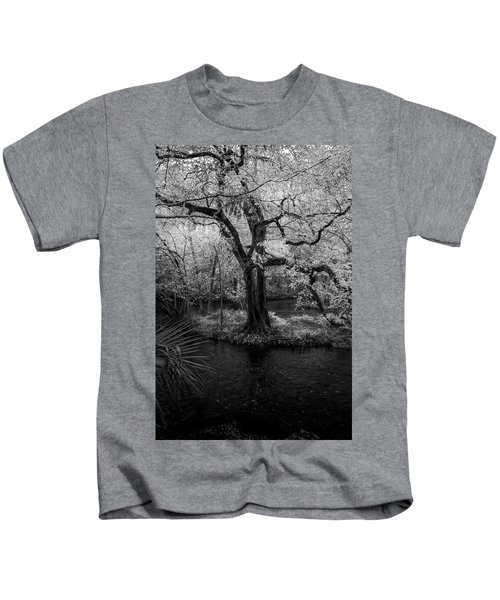 Wisdom Of A Tree Kids T-Shirt