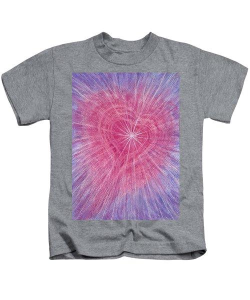Wisdom Of The Heart Kids T-Shirt
